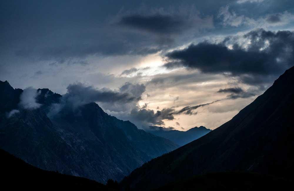 turystyka w Alpach