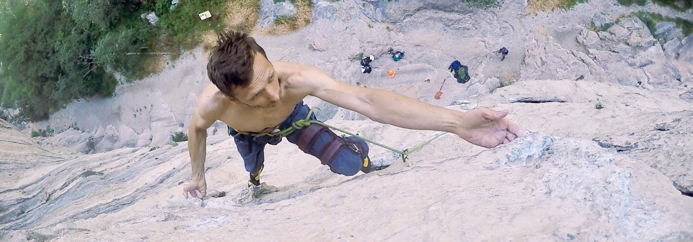 Ocun Oxi - test butów wspinaczkowych na Tres Point