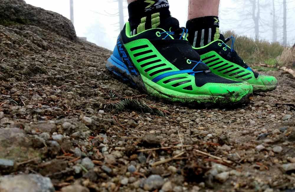 buty dla biegacza na góry
