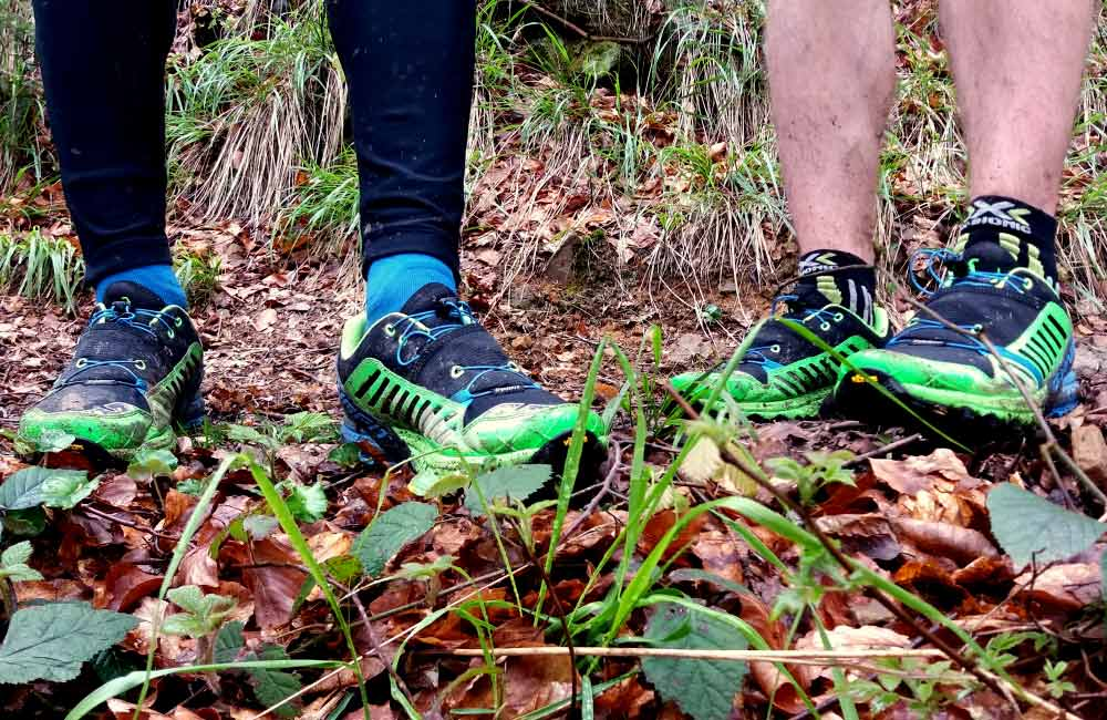 trail running co na nogi