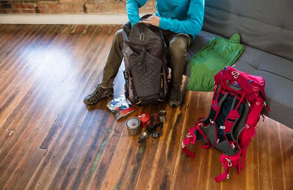 plecak na wyjazd w góry