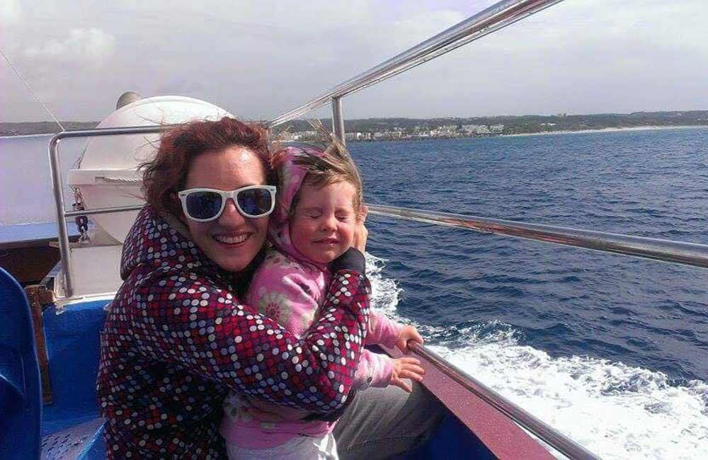Wspinanie z dzieckiem: Kalymnos