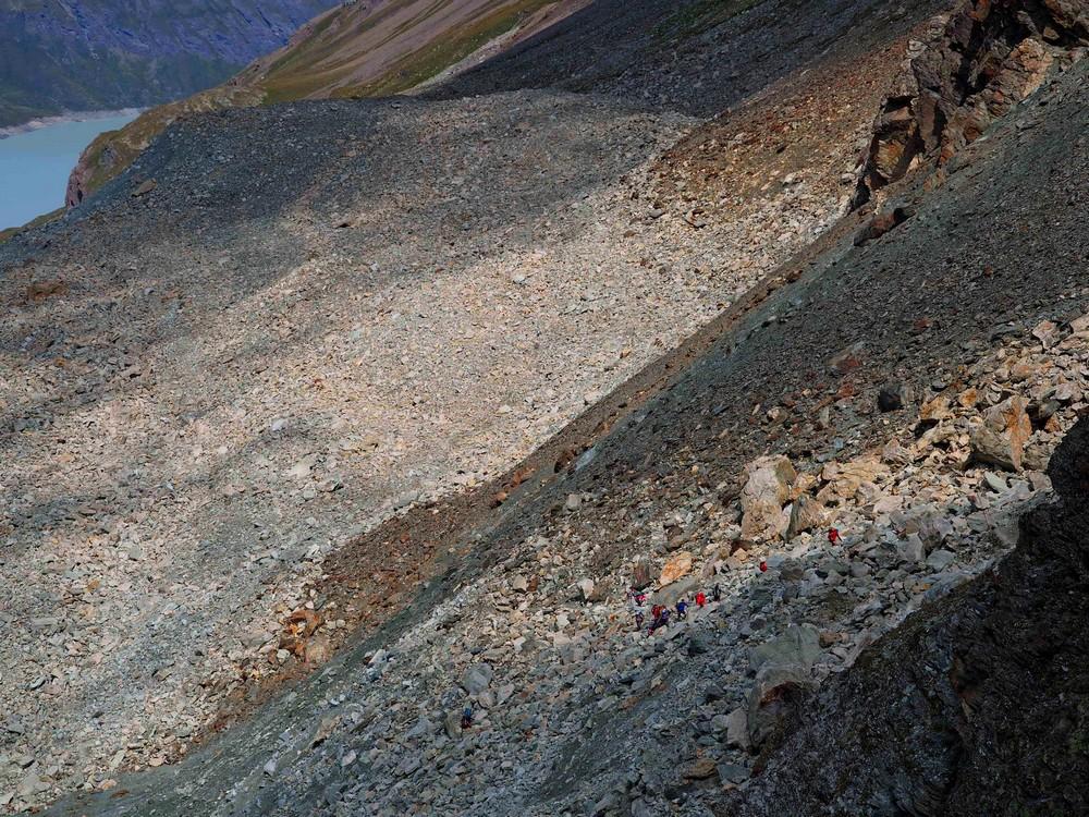 Haute Route - wędrówka Wysoką Drogą