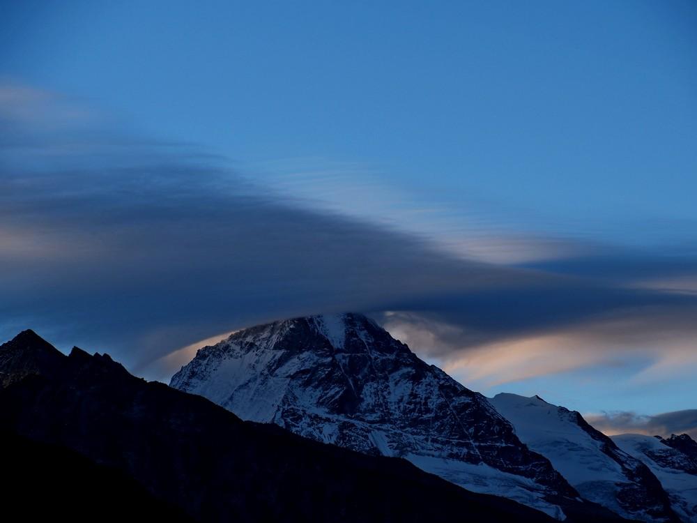 Alpy widoki