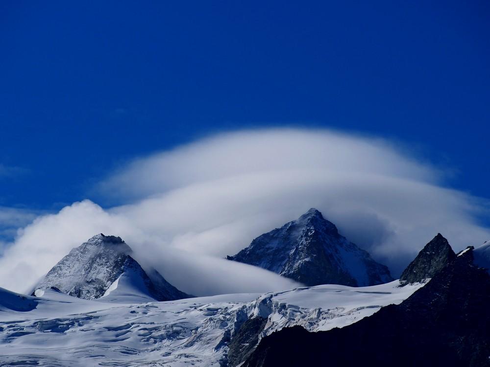 Lodowce w Alpach