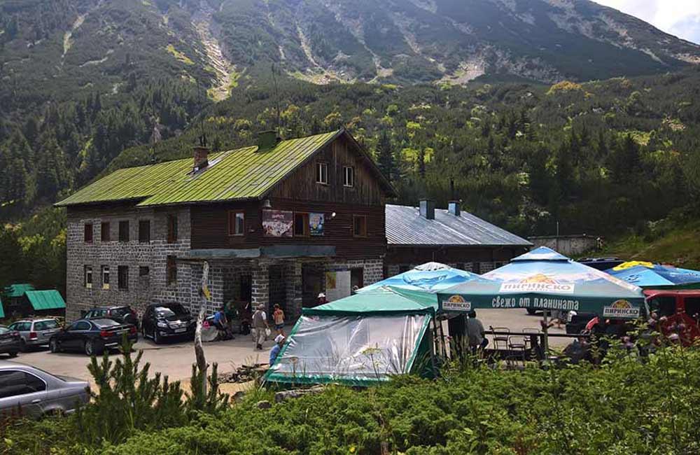 Góry Piryn - treking na Vichren i Grań Koncheto