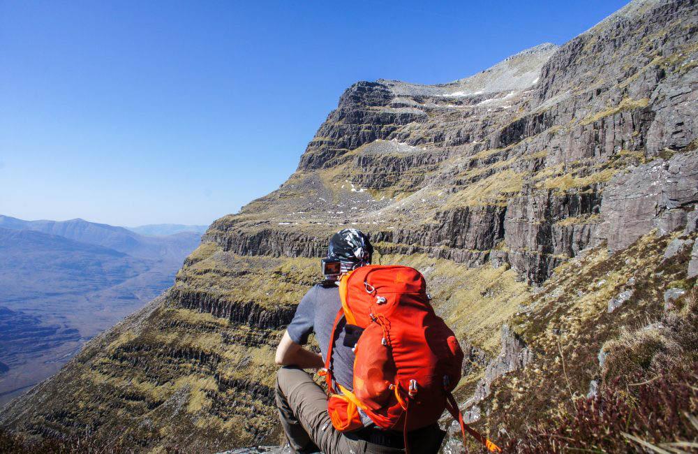 Trekking w Szkocji Łukasz Czubak