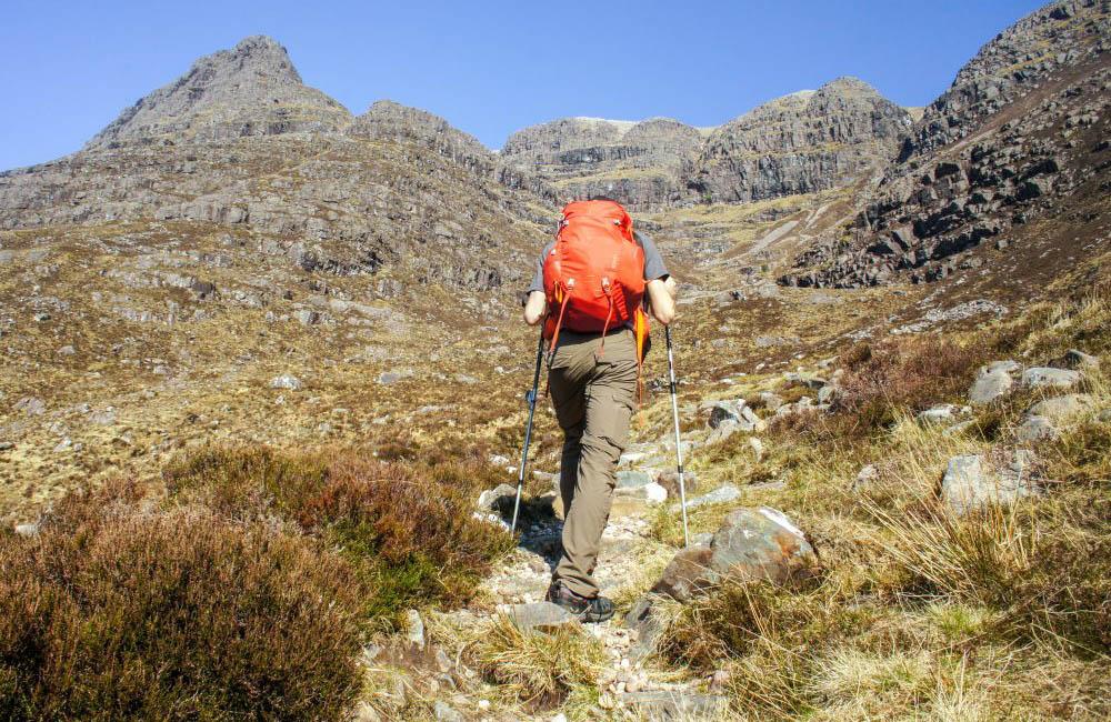 test plecaka Gregory Salvo 24 w warunkach górskich