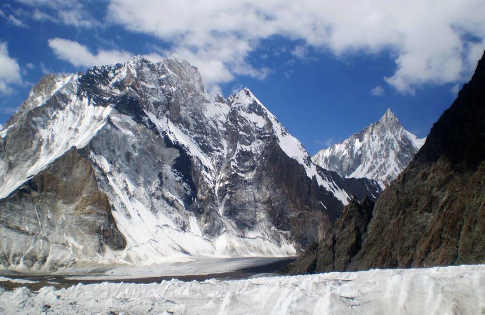 Karakorum zimą
