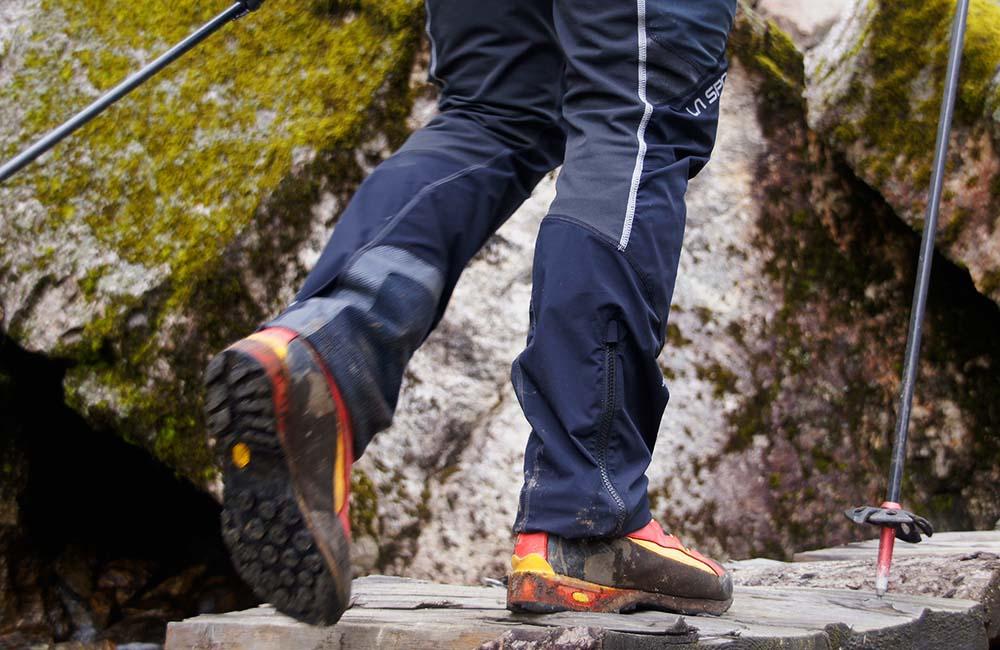 spodnie na góry