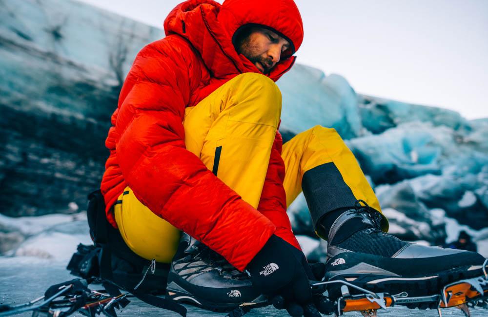 spodnie na zimowe wyjście w góry