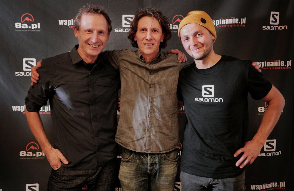 Janusz Gołąb, Piotr Turkot i Andrzej Bargiel