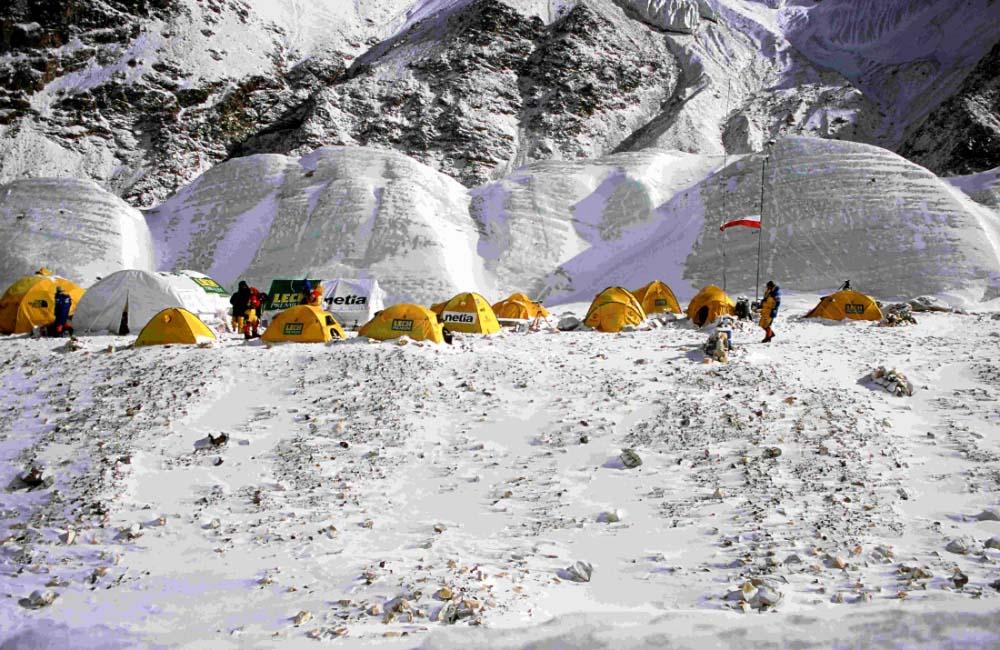 polska wyprawa w Himalaje
