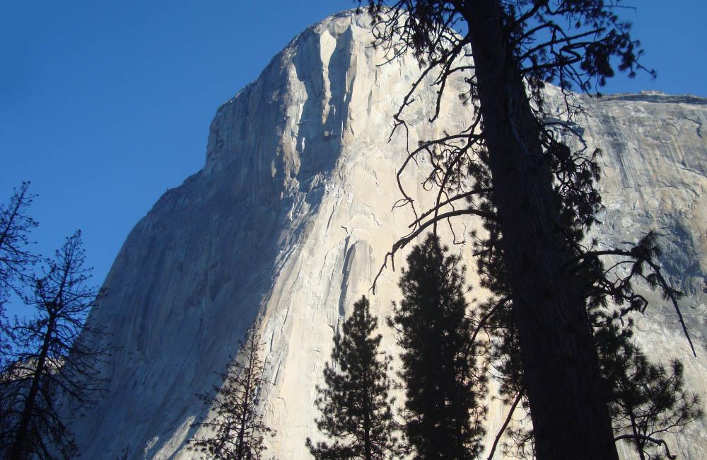 Freerider - jak przejść kultowądrogęw Yosemite Valley