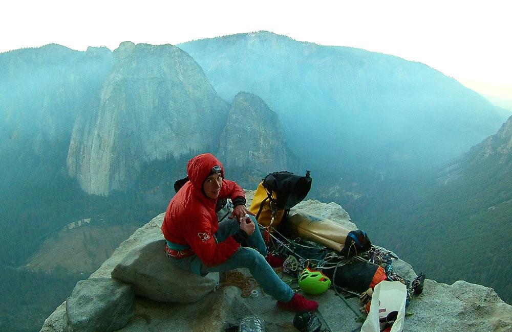 El Cap Spire w Yosemite