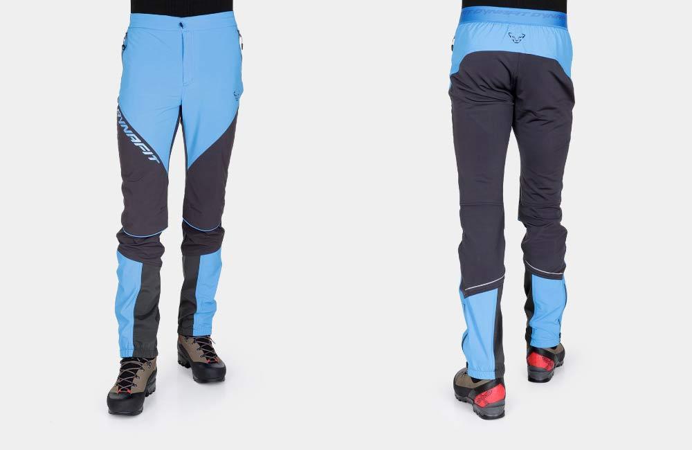 spodnie dla skiturowców