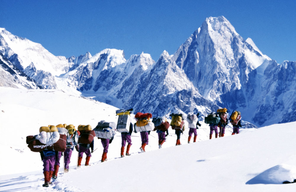ekspedycja na K2