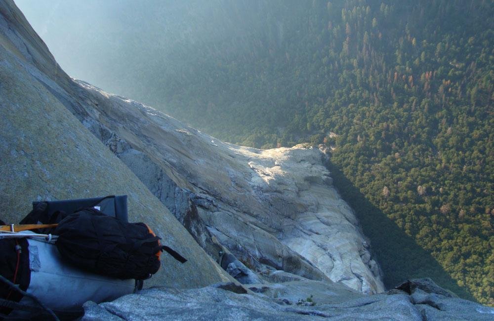 Yosemite relacja z przejść