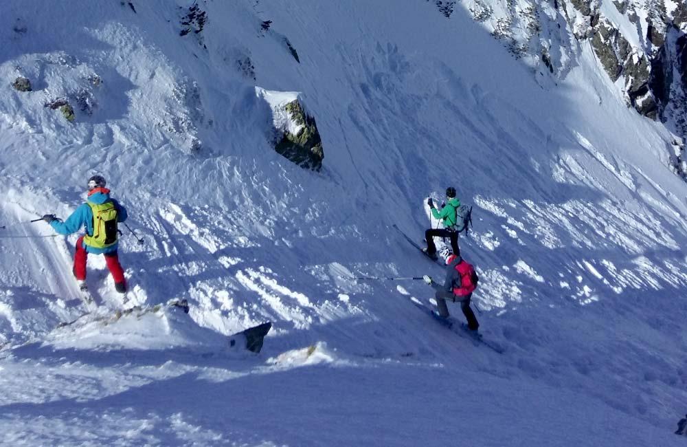 tatrzańskie trasy dla skiturowców