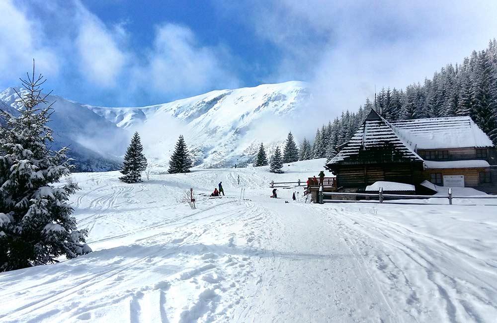 Skitury na Hali Kondratowej