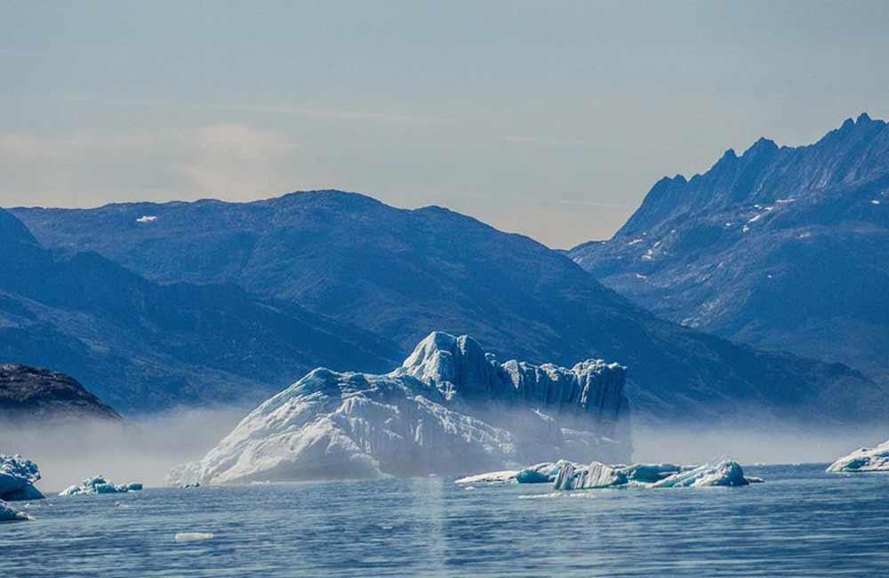 Podróż na Grenlandię