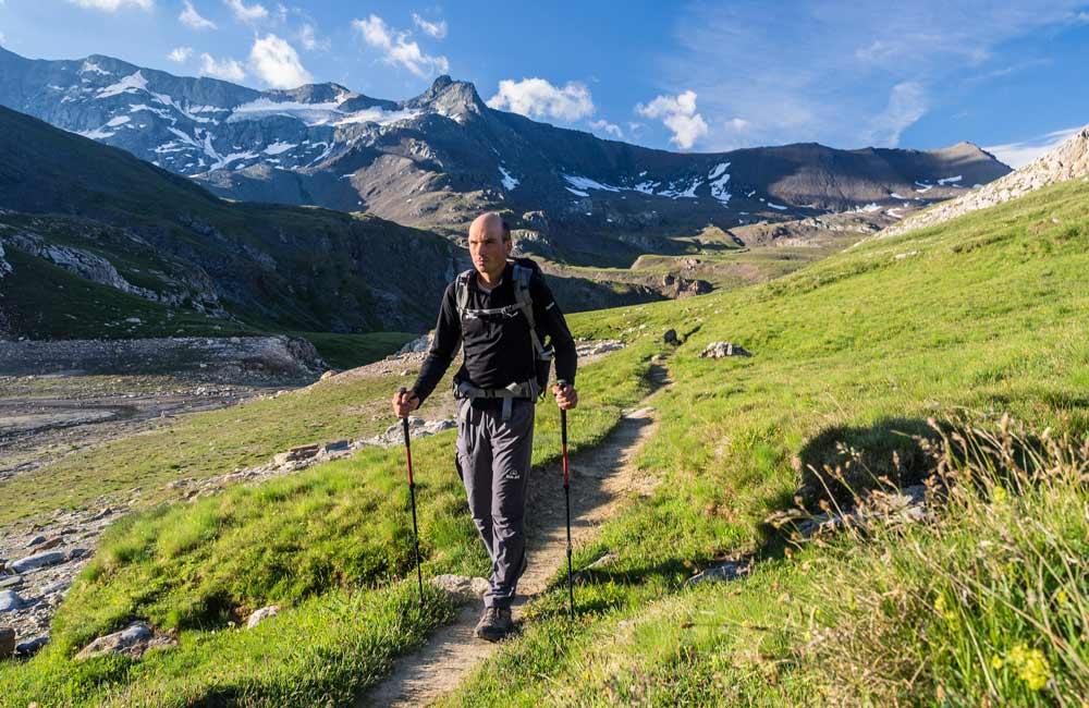Plan wycieczek górskich