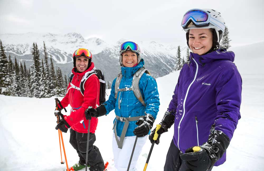 Jak jeździć na skiturach