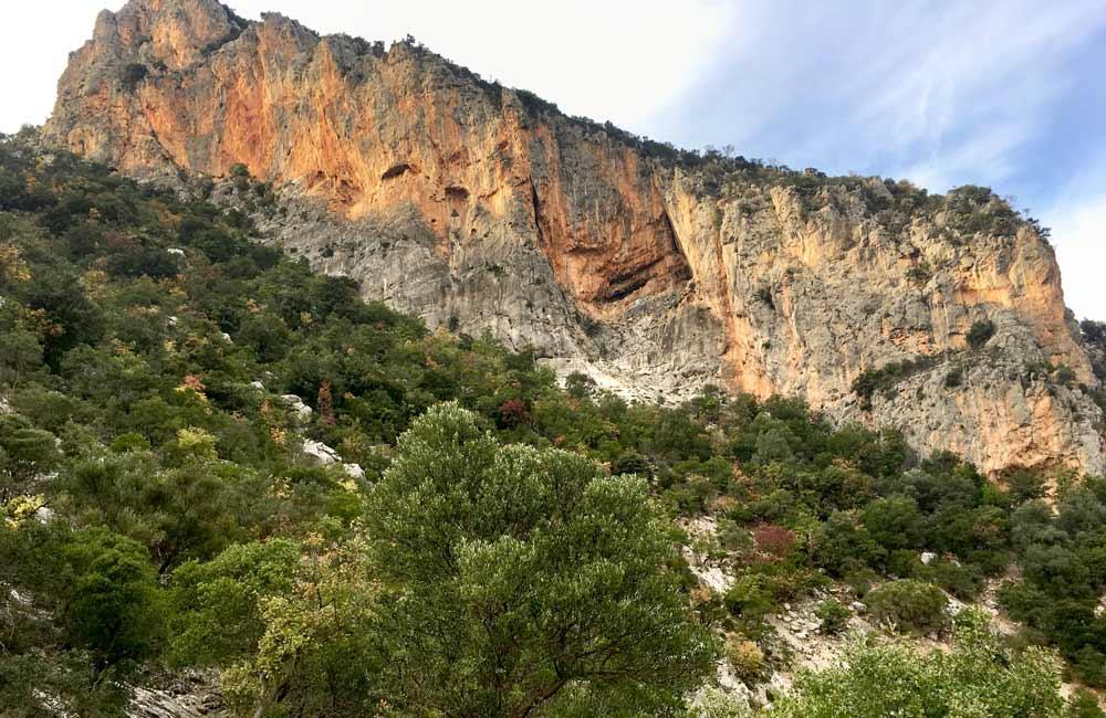 Greckie rejony wspinaczkowe