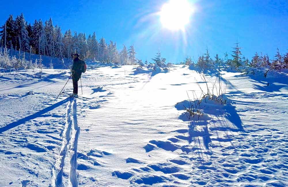 Dlaczego warto zamienić buty górskie na skitury?