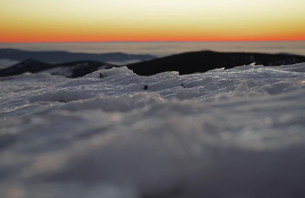 Widok ze Śnieżnika