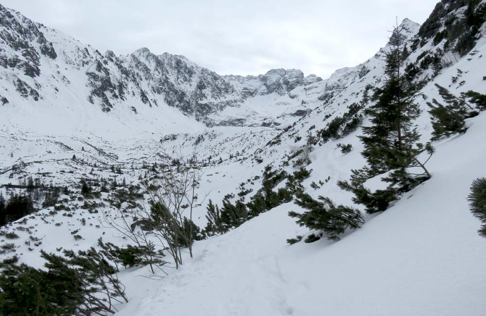 Czarny Staw w Tatrach