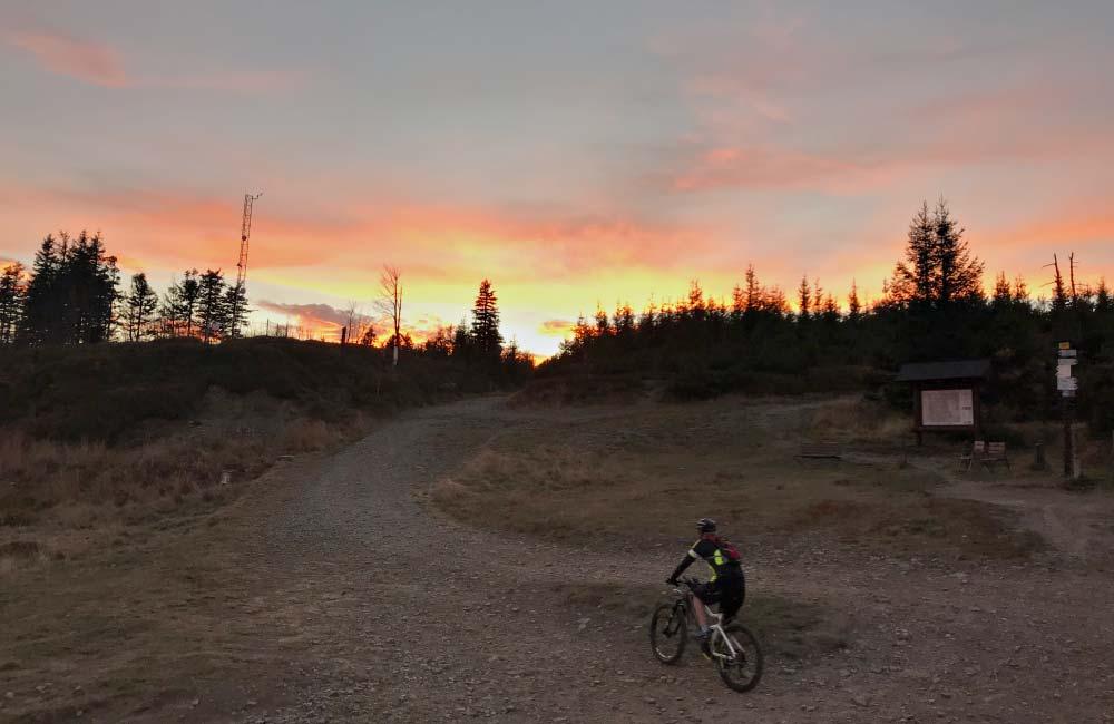 Beskid Śląski na rowerze