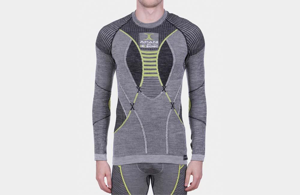bluza termoaktywna na narty