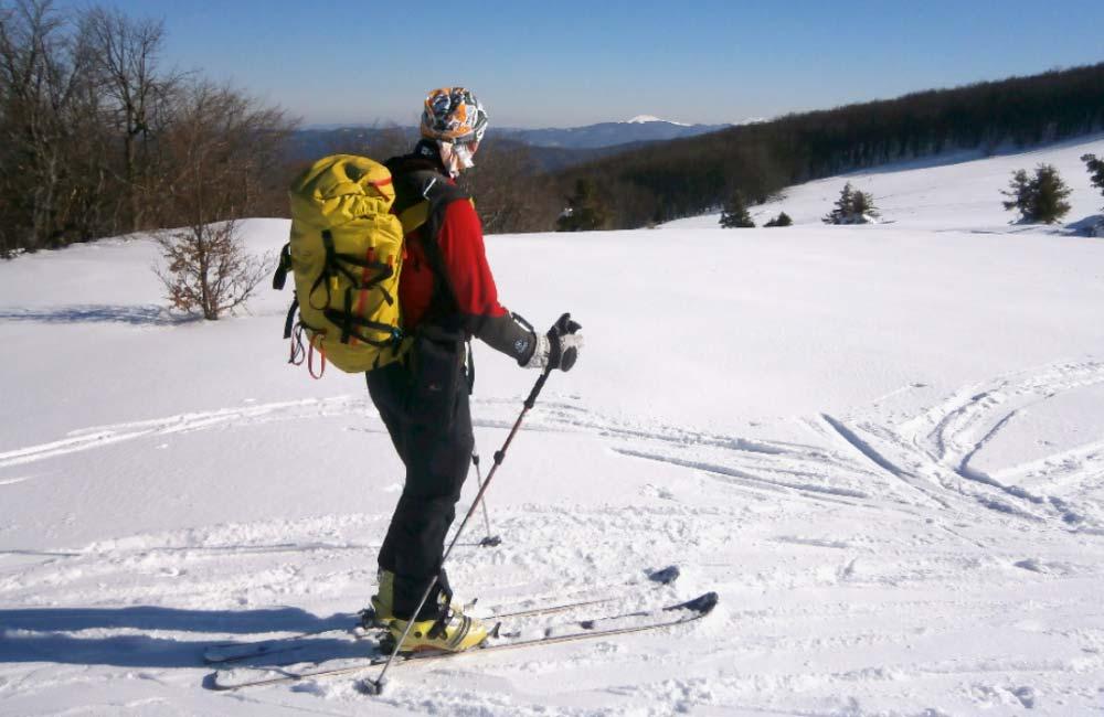 Miejsca w Bieszczadach na skitury