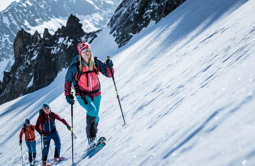 Bezpieczeństwo w górach może zapewnić odpowiednie grupa