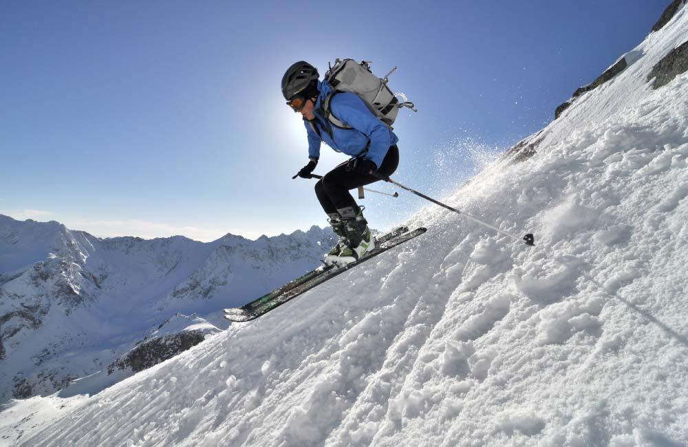 Skitury w słowackich Tatrach - poradnik