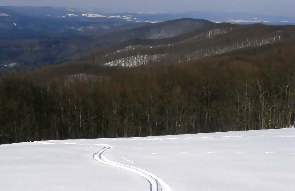 Gdzie jeździć na skiturach?