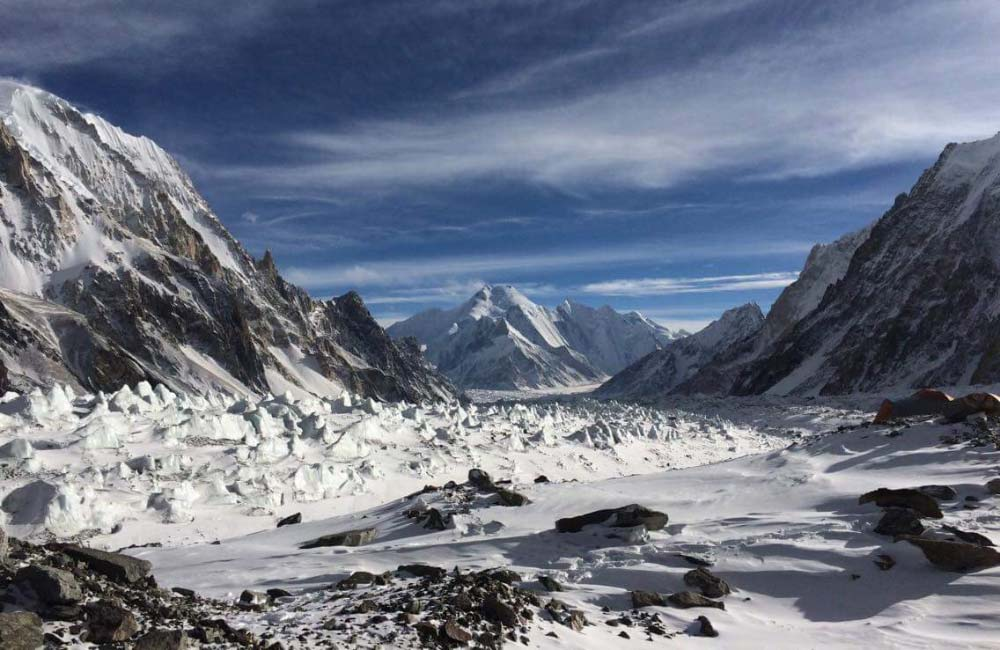 Himalaizm zimowy - nie tylko o K2 zimą