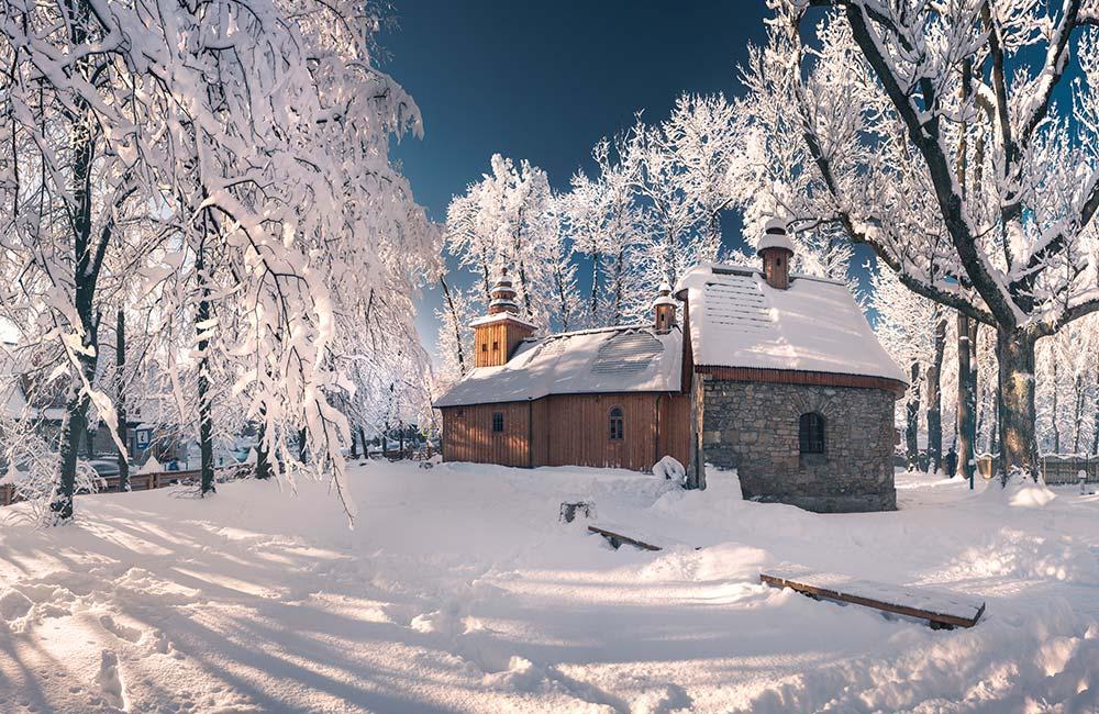 Zakopane zimą