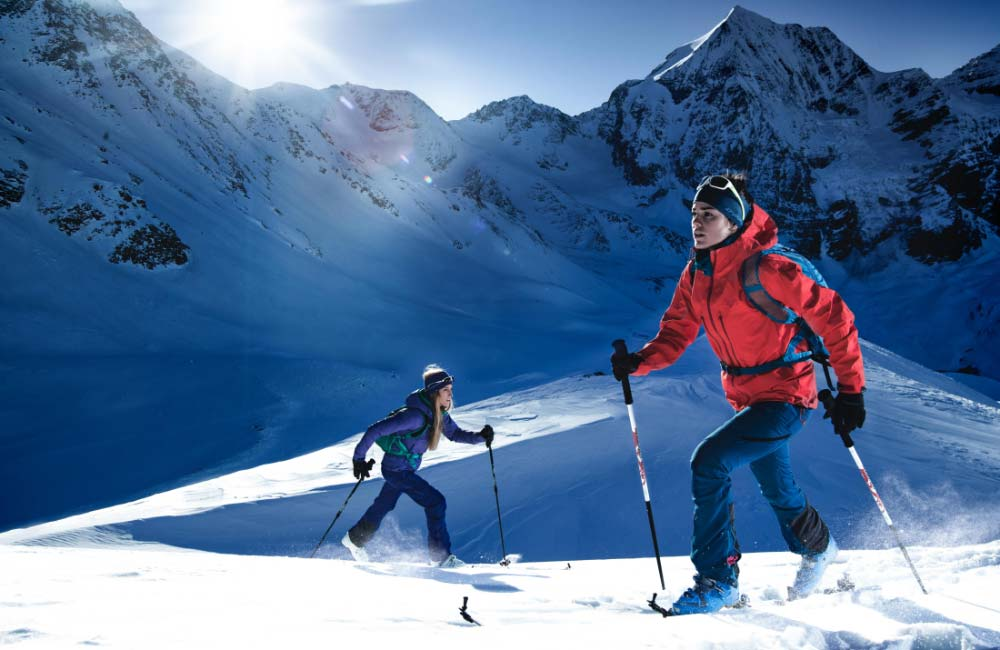 Co to jest skituring