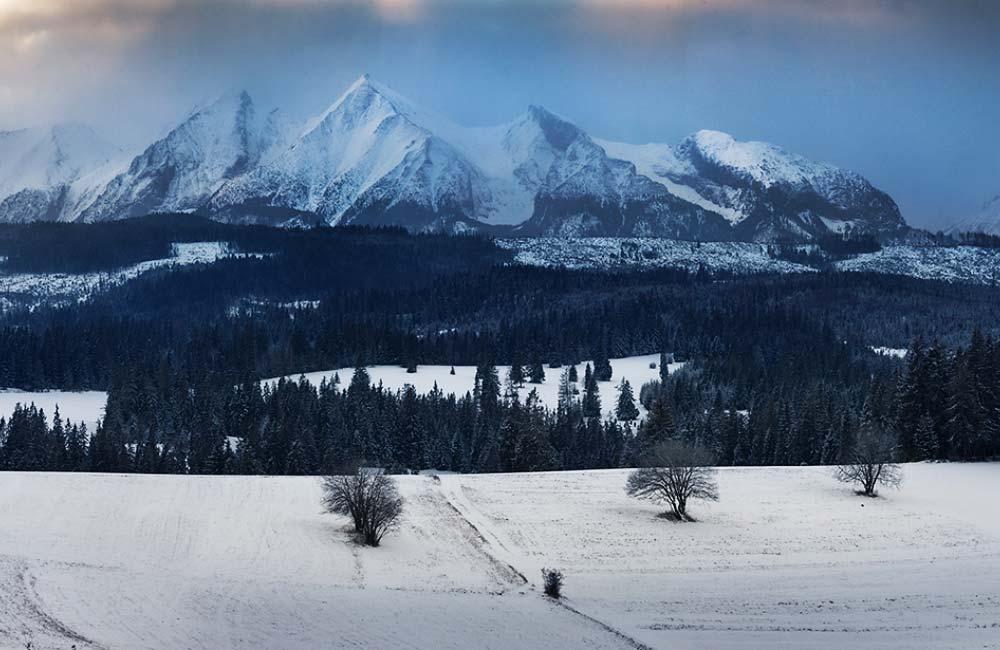 Najciekawsze miejsca w Tatrach do fotografowania zimą