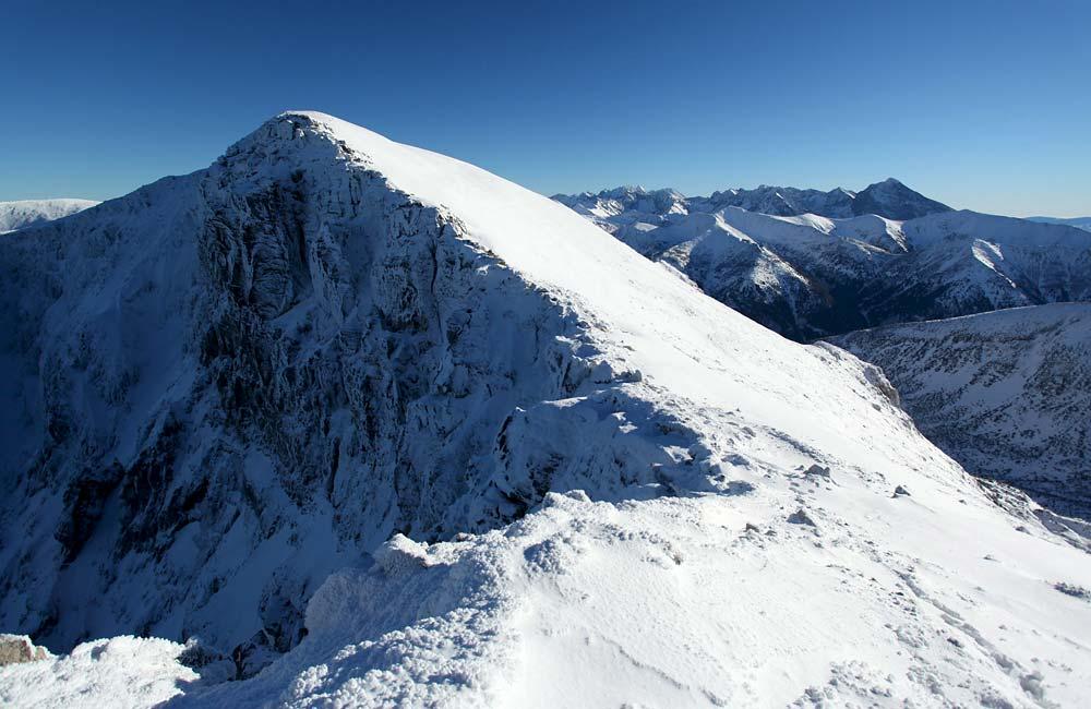 Tatry zimą trasy