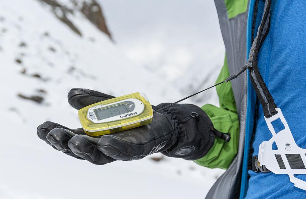 detektor lawinowy Pieps Micro BT Sensor
