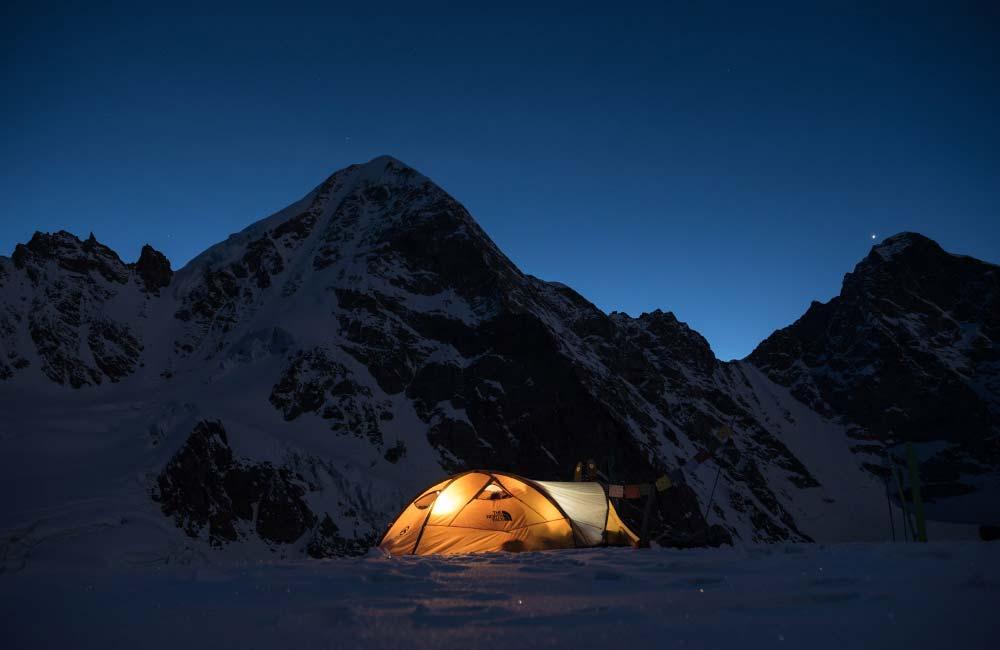 noclegi zimą w górach