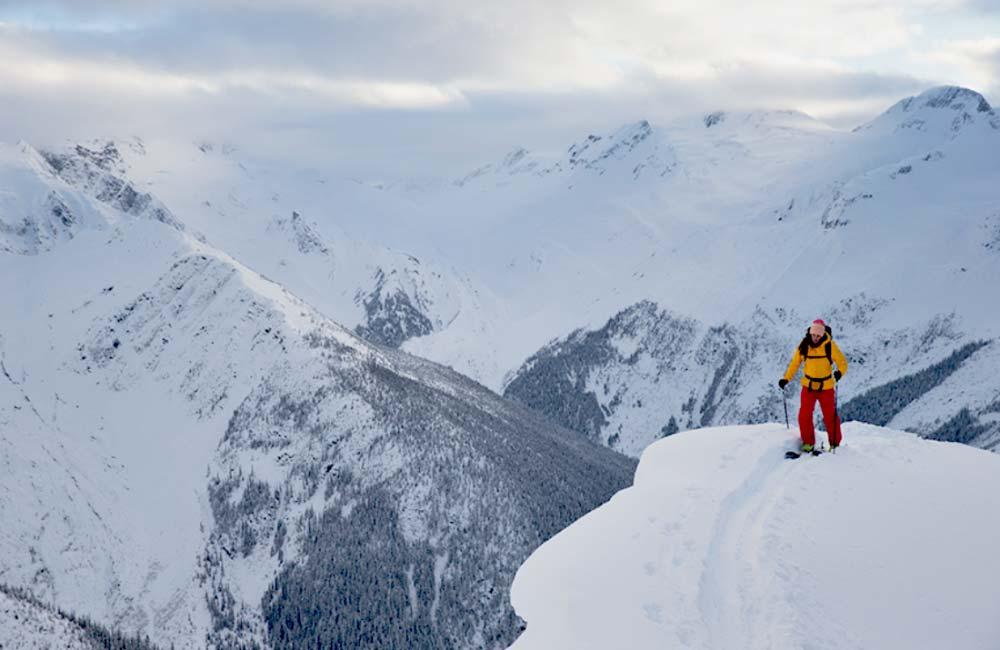 Gdzie pojeździć na skiturach