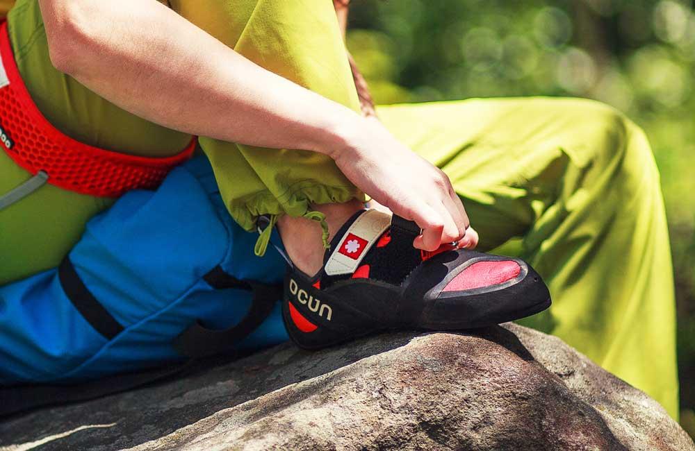 Jak unikać uszkodzeń butów wspinaczkowych