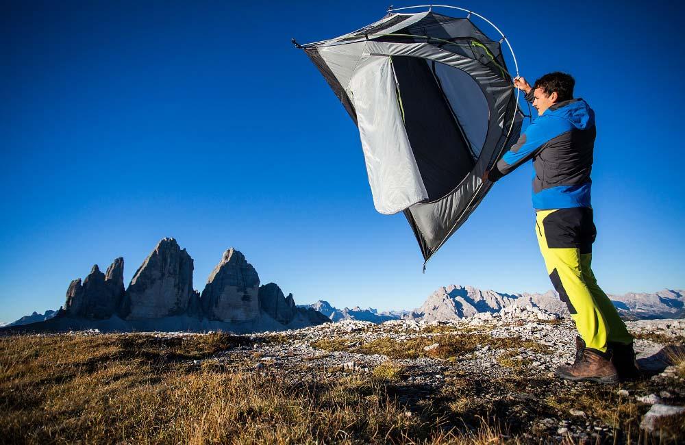 Jak czyścic namiot