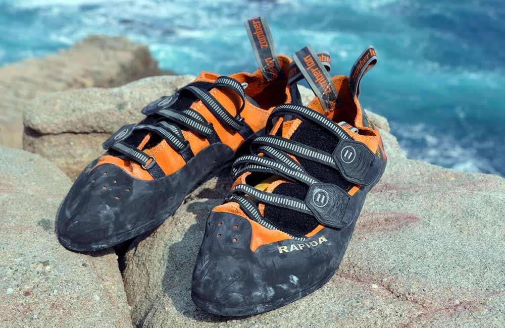 Jak używać butów wspinaczkowych