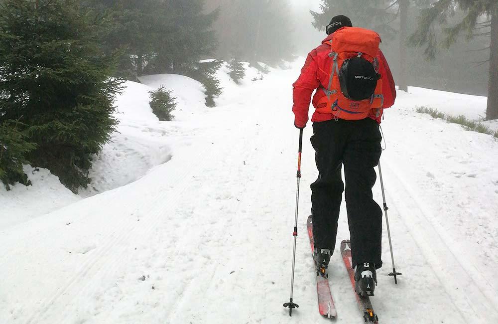 Śnieżnik z Czarnej Góry - idealna tura dla początkujących