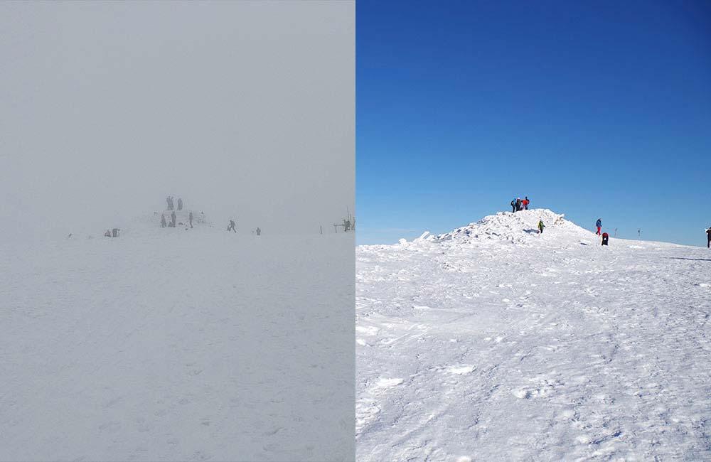 Szczyt Śnieżnika